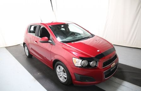 2012 Chevrolet Sonic LT A/C GR ELECT MAGS BLUETHOOT #0