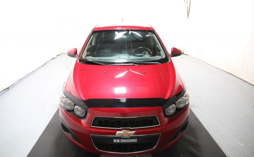 2012 Chevrolet Sonic LT A/C GR ELECT MAGS BLUETHOOT #1