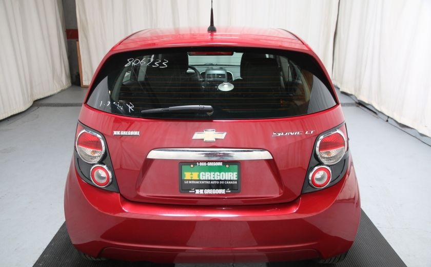 2012 Chevrolet Sonic LT A/C GR ELECT MAGS BLUETHOOT #4
