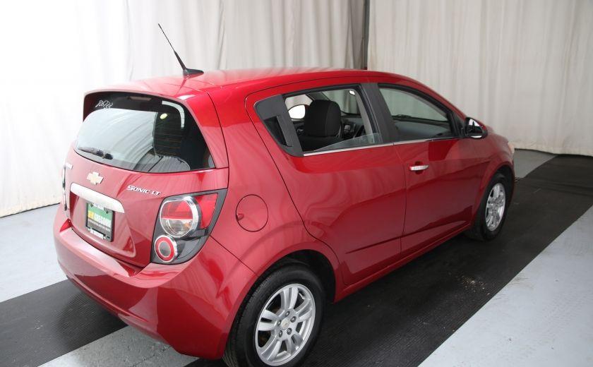 2012 Chevrolet Sonic LT A/C GR ELECT MAGS BLUETHOOT #5