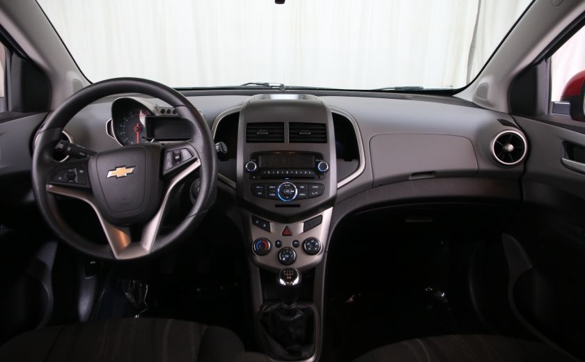 2012 Chevrolet Sonic LT A/C GR ELECT MAGS BLUETHOOT #9