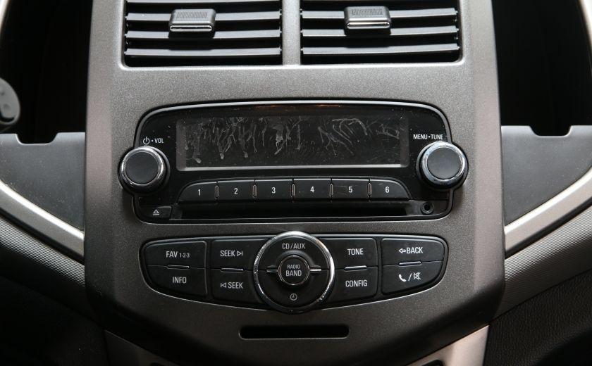 2012 Chevrolet Sonic LT A/C GR ELECT MAGS BLUETHOOT #11