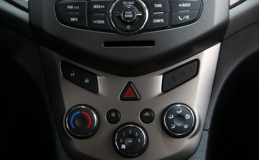 2012 Chevrolet Sonic LT A/C GR ELECT MAGS BLUETHOOT #12