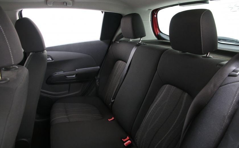 2012 Chevrolet Sonic LT A/C GR ELECT MAGS BLUETHOOT #14