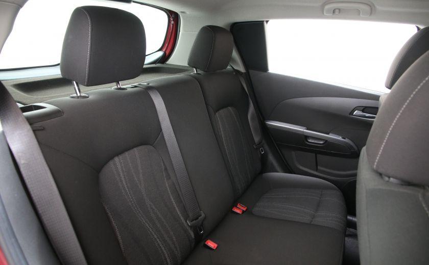2012 Chevrolet Sonic LT A/C GR ELECT MAGS BLUETHOOT #16
