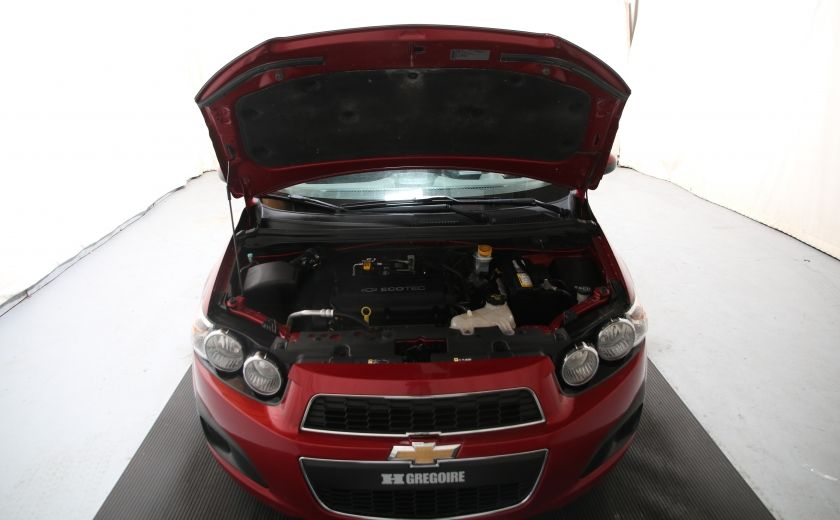 2012 Chevrolet Sonic LT A/C GR ELECT MAGS BLUETHOOT #20