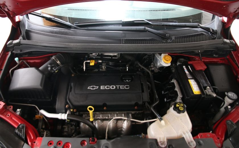 2012 Chevrolet Sonic LT A/C GR ELECT MAGS BLUETHOOT #21
