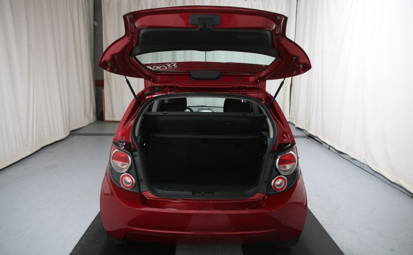 2012 Chevrolet Sonic LT A/C GR ELECT MAGS BLUETHOOT #22