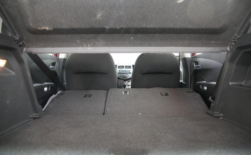 2012 Chevrolet Sonic LT A/C GR ELECT MAGS BLUETHOOT #24