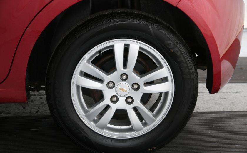 2012 Chevrolet Sonic LT A/C GR ELECT MAGS BLUETHOOT #25