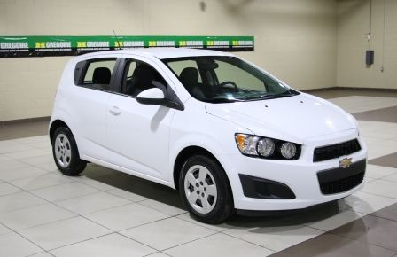 2014 Chevrolet Sonic HATCHBACK LS AUTO A/C BLUETHOOT in Saint-Hyacinthe