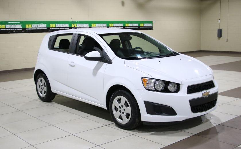 2014 Chevrolet Sonic HATCHBACK LS AUTO A/C BLUETHOOT #0