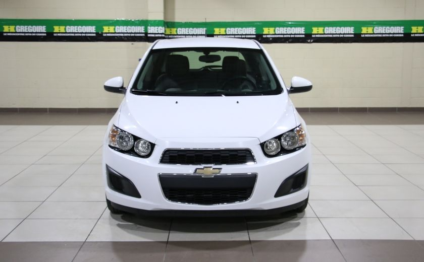 2014 Chevrolet Sonic HATCHBACK LS AUTO A/C BLUETHOOT #1