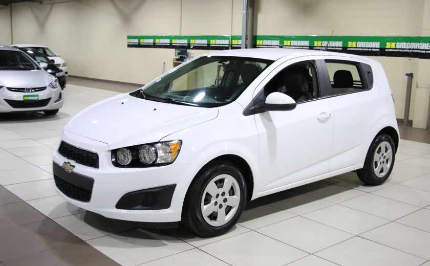 2014 Chevrolet Sonic HATCHBACK LS AUTO A/C BLUETHOOT #2