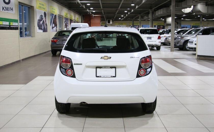 2014 Chevrolet Sonic HATCHBACK LS AUTO A/C BLUETHOOT #5