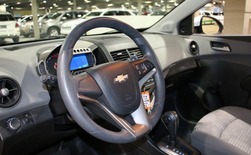 2014 Chevrolet Sonic HATCHBACK LS AUTO A/C BLUETHOOT #8