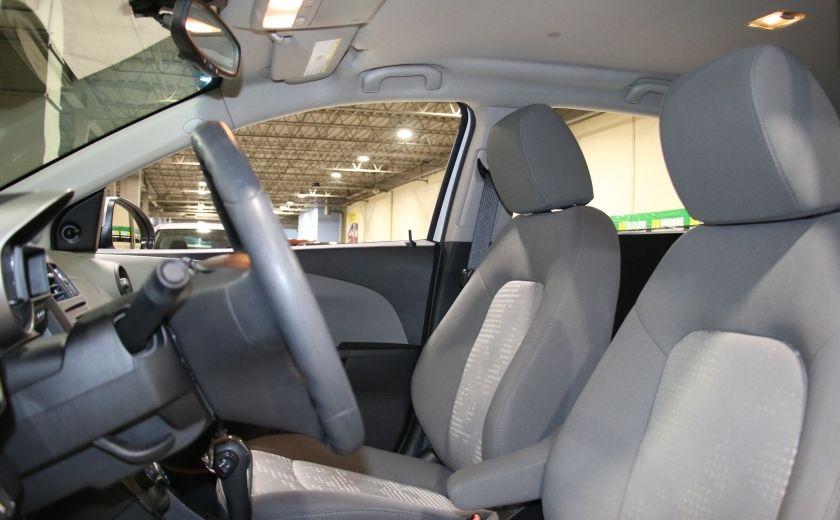 2014 Chevrolet Sonic HATCHBACK LS AUTO A/C BLUETHOOT #9