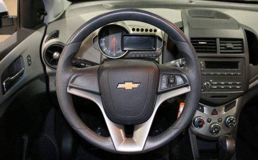 2014 Chevrolet Sonic HATCHBACK LS AUTO A/C BLUETHOOT #12
