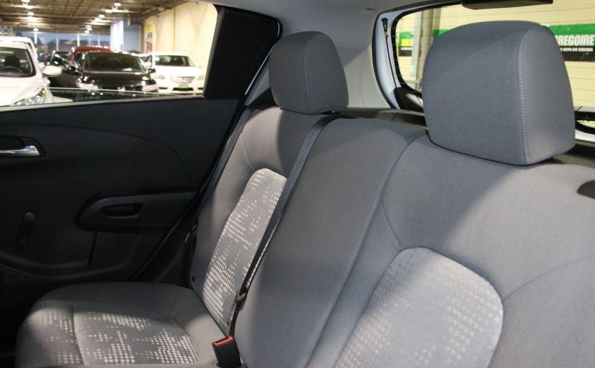 2014 Chevrolet Sonic HATCHBACK LS AUTO A/C BLUETHOOT #16