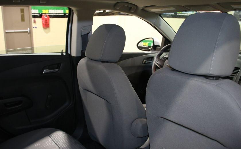 2014 Chevrolet Sonic HATCHBACK LS AUTO A/C BLUETHOOT #17