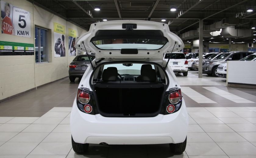 2014 Chevrolet Sonic HATCHBACK LS AUTO A/C BLUETHOOT #24