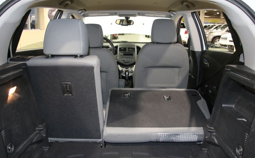 2014 Chevrolet Sonic HATCHBACK LS AUTO A/C BLUETHOOT #26
