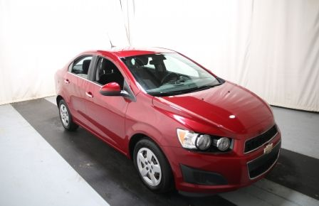 2012 Chevrolet Sonic LT AUTO A/C GR ELECT BLUETHOOT in Saint-Hyacinthe