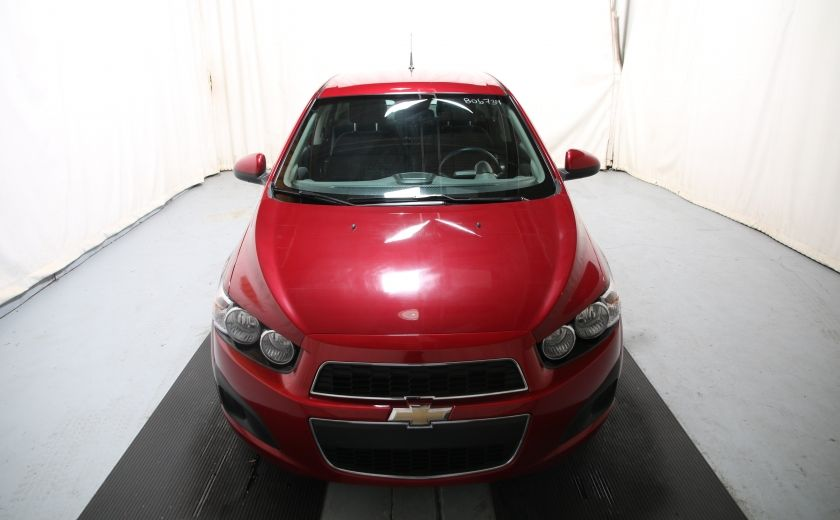 2012 Chevrolet Sonic LT AUTO A/C GR ELECT BLUETHOOT #1
