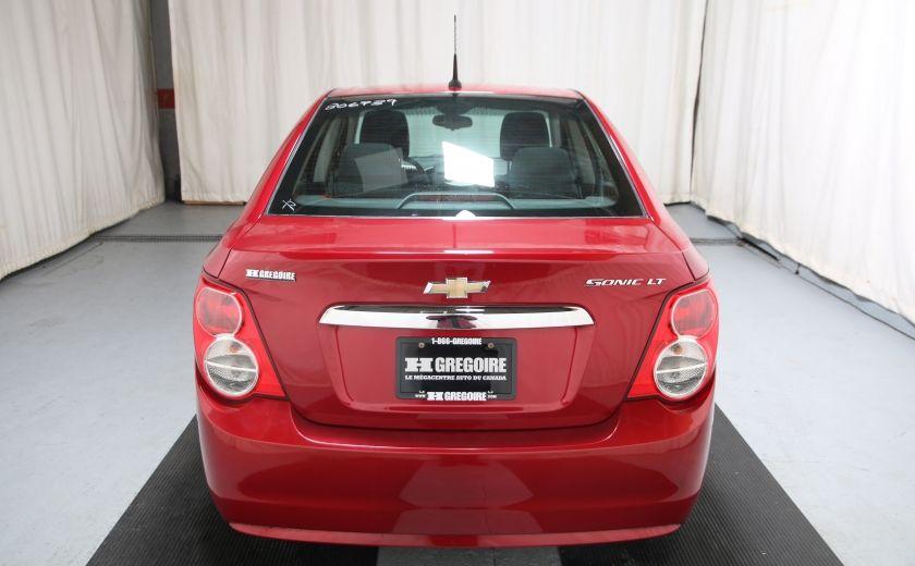 2012 Chevrolet Sonic LT AUTO A/C GR ELECT BLUETHOOT #4