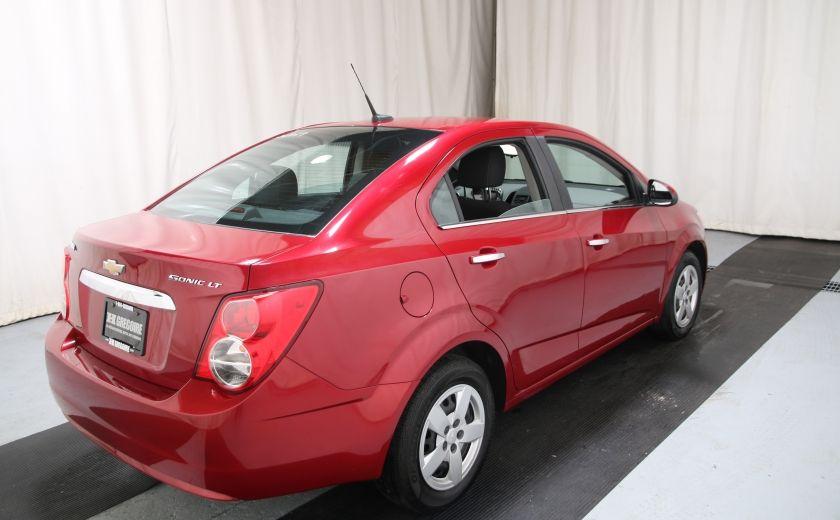 2012 Chevrolet Sonic LT AUTO A/C GR ELECT BLUETHOOT #5