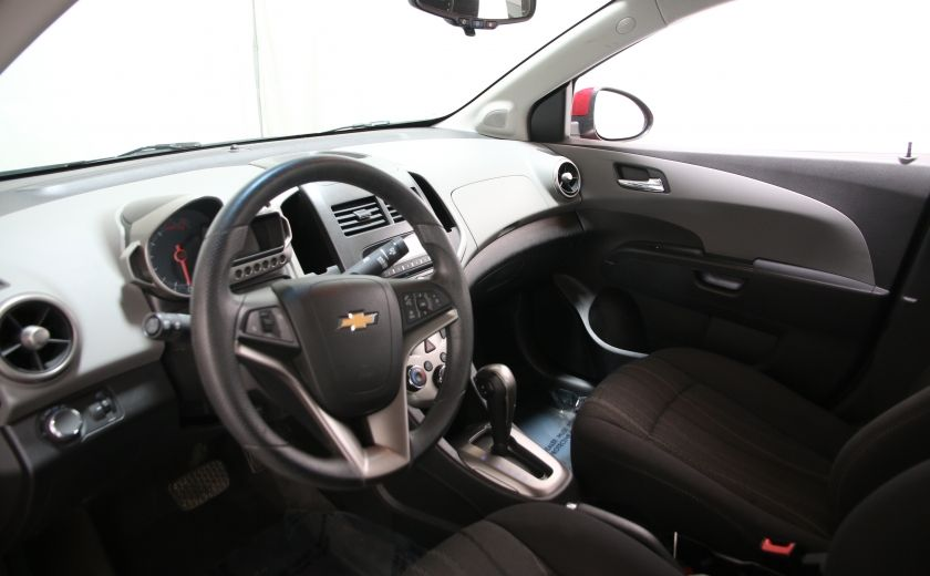 2012 Chevrolet Sonic LT AUTO A/C GR ELECT BLUETHOOT #7