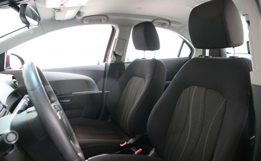 2012 Chevrolet Sonic LT AUTO A/C GR ELECT BLUETHOOT #8