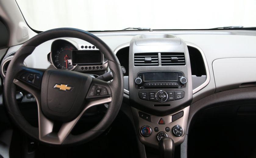 2012 Chevrolet Sonic LT AUTO A/C GR ELECT BLUETHOOT #10