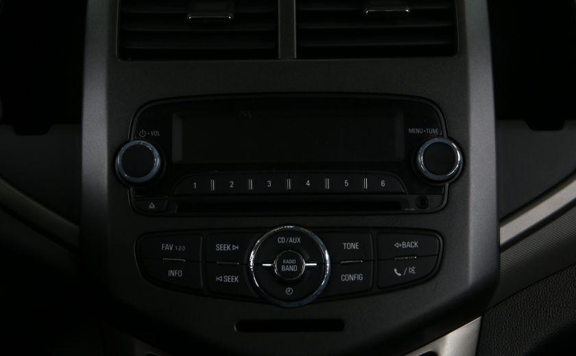2012 Chevrolet Sonic LT AUTO A/C GR ELECT BLUETHOOT #11