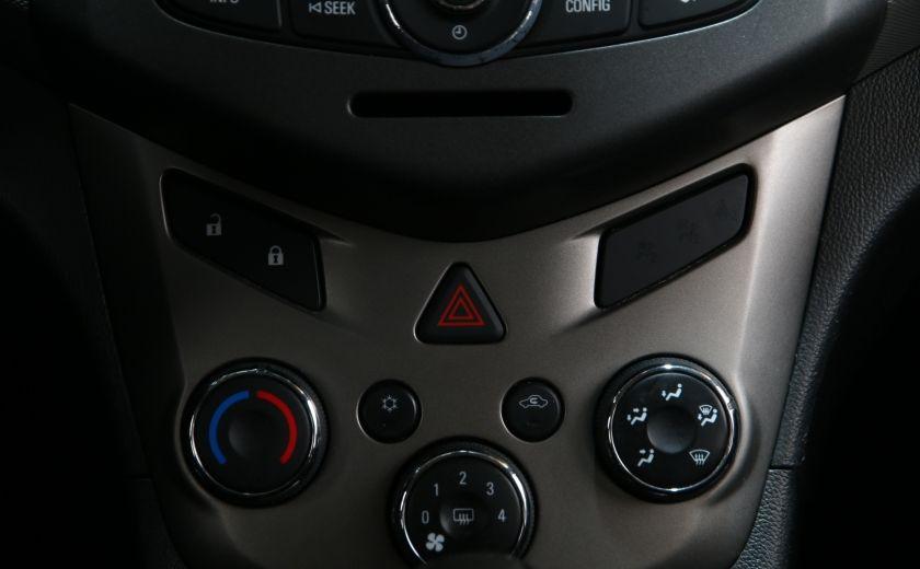 2012 Chevrolet Sonic LT AUTO A/C GR ELECT BLUETHOOT #12