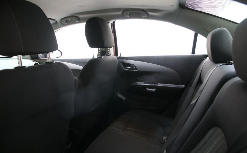 2012 Chevrolet Sonic LT AUTO A/C GR ELECT BLUETHOOT #13