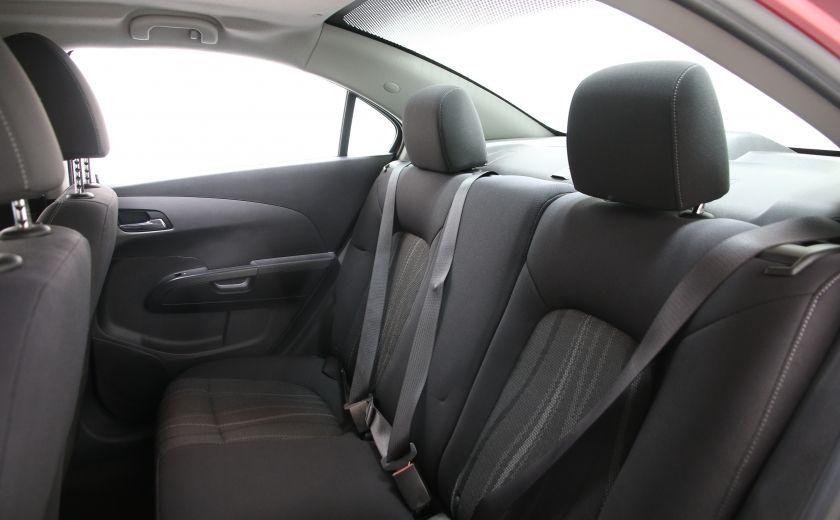 2012 Chevrolet Sonic LT AUTO A/C GR ELECT BLUETHOOT #14