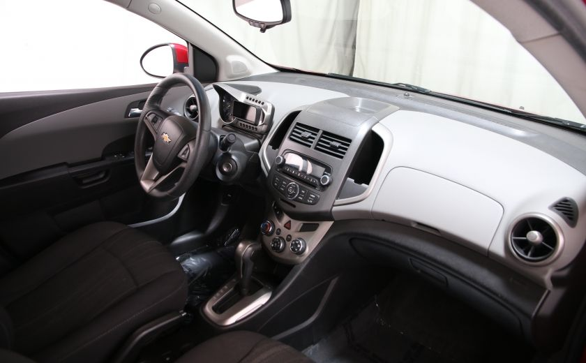 2012 Chevrolet Sonic LT AUTO A/C GR ELECT BLUETHOOT #17