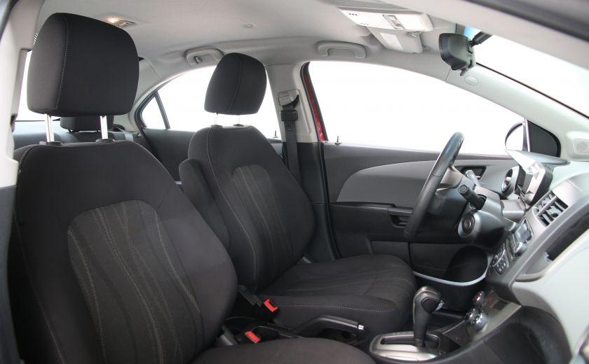 2012 Chevrolet Sonic LT AUTO A/C GR ELECT BLUETHOOT #19