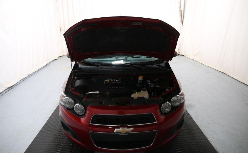 2012 Chevrolet Sonic LT AUTO A/C GR ELECT BLUETHOOT #20