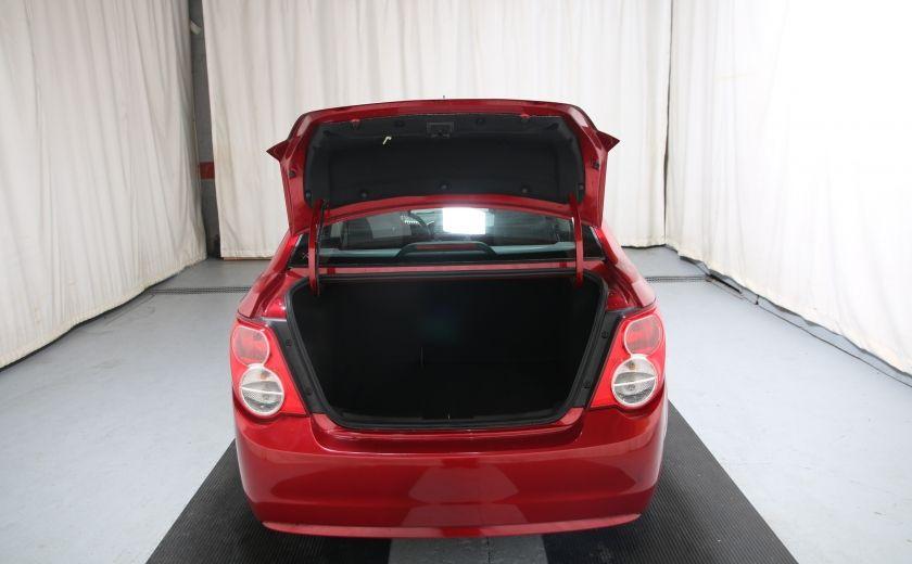 2012 Chevrolet Sonic LT AUTO A/C GR ELECT BLUETHOOT #22