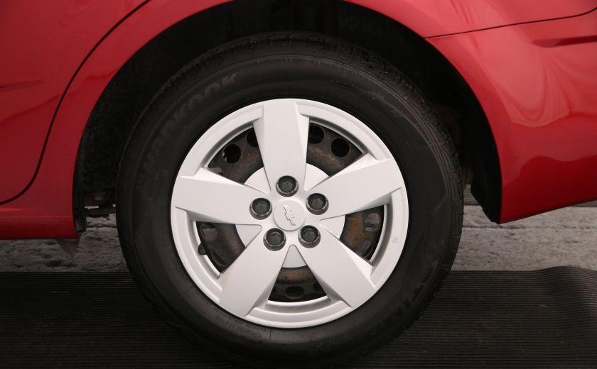 2012 Chevrolet Sonic LT AUTO A/C GR ELECT BLUETHOOT #25