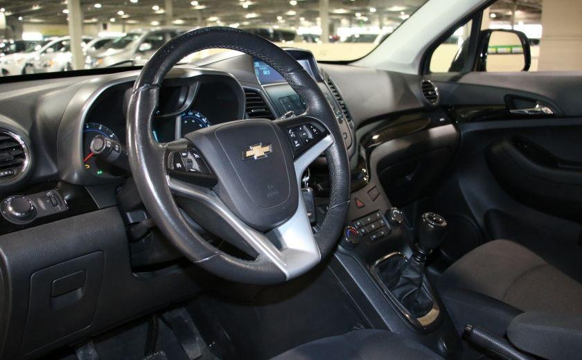 2012 Chevrolet Orlando 2LT A/C GR ELECT MAGS BLUETHOOT #6