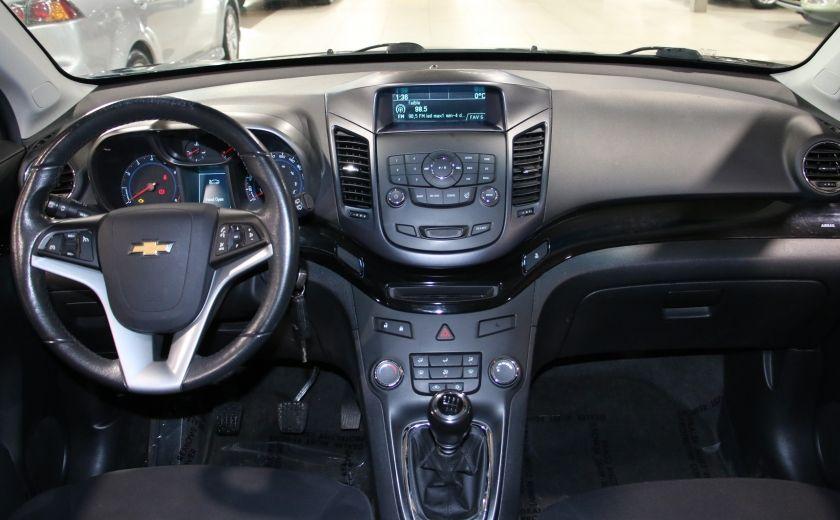 2012 Chevrolet Orlando 2LT A/C GR ELECT MAGS BLUETHOOT #9