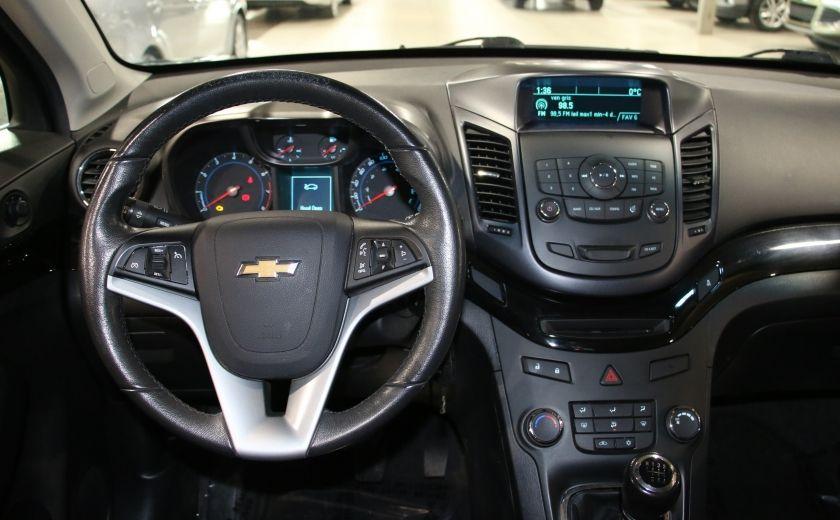 2012 Chevrolet Orlando 2LT A/C GR ELECT MAGS BLUETHOOT #10