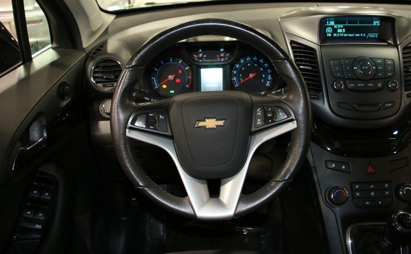 2012 Chevrolet Orlando 2LT A/C GR ELECT MAGS BLUETHOOT #11