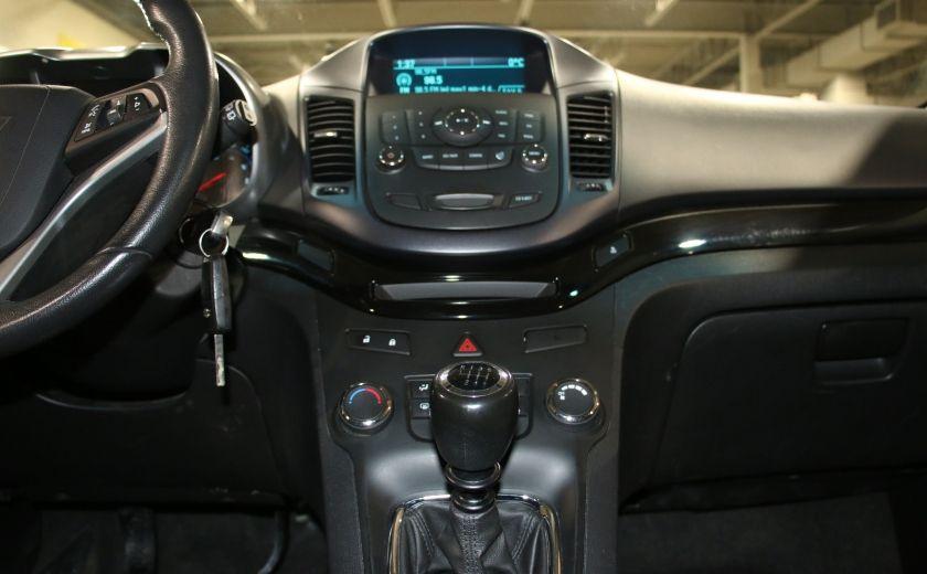 2012 Chevrolet Orlando 2LT A/C GR ELECT MAGS BLUETHOOT #12