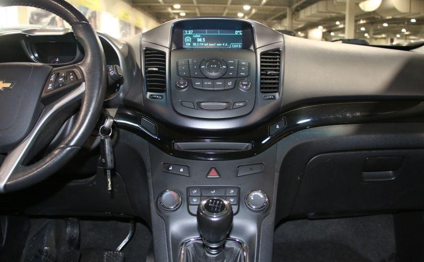 2012 Chevrolet Orlando 2LT A/C GR ELECT MAGS BLUETHOOT #13