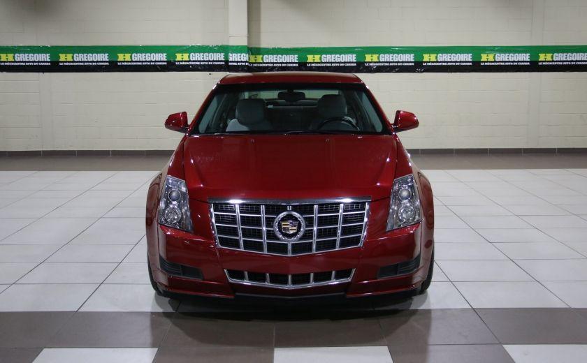 2012 Cadillac CTS AWD CUIR BAS KILOMETRAGE #1