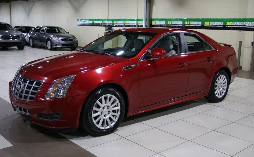 2012 Cadillac CTS AWD CUIR BAS KILOMETRAGE #2